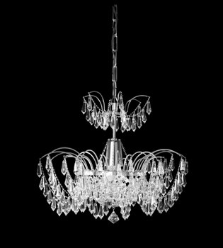 Crystal chandelier 104 001 001