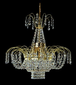 Crystal chandelier 106 000 003