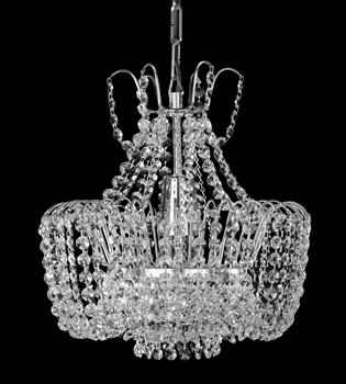 Crystal chandelier 110 001 001