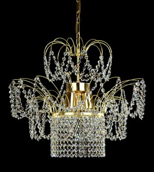 Crystal chandelier 124 000 003