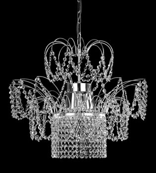 Crystal chandelier 124 001 003