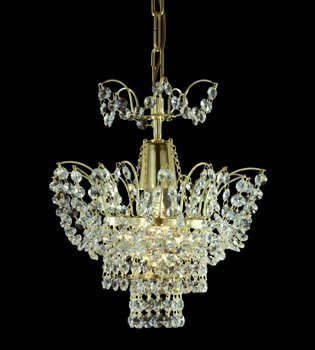 Crystal chandelier 125 000 001