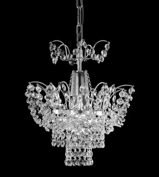 Crystal chandelier 125 001 001