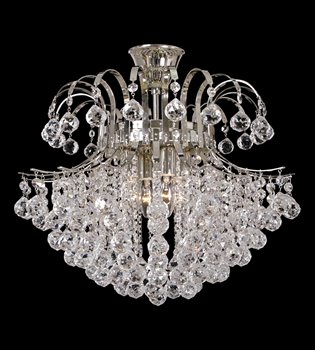 Crystal chandelier 130 001 104