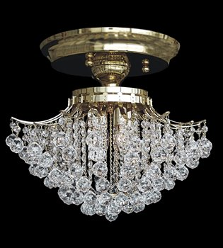 Crystal chandelier 130 400 004