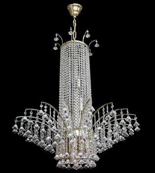 Crystal chandelier 131 000 015