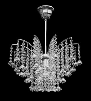 Crystal chandelier 131 001 001
