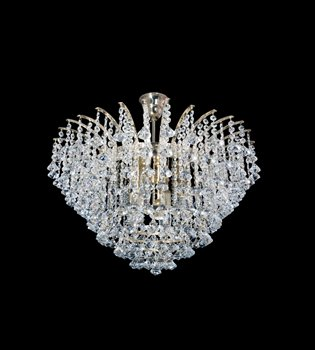 Crystal chandelier 131 400 006