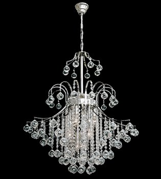 Crystal chandelier 132 001 012