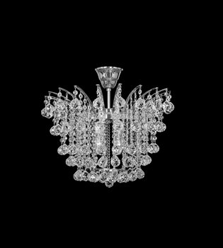Crystal chandelier 135 001 004