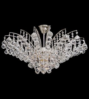 Crystal chandelier 137 001 006