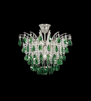 Crystal chandelier 141 061 004