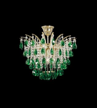 Crystal chandelier 141 060 004