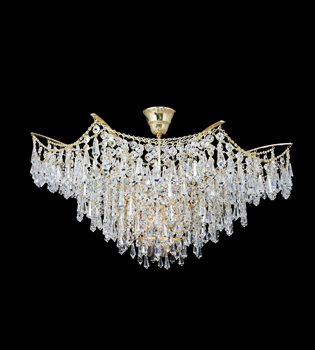 Crystal chandelier 162 000 006