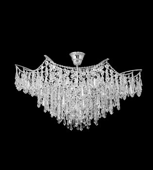 Crystal chandelier 162 001 006