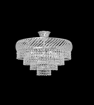 Crystal chandelier 308 001 006