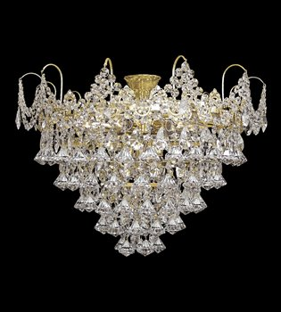 Crystal chandelier 313 000 009