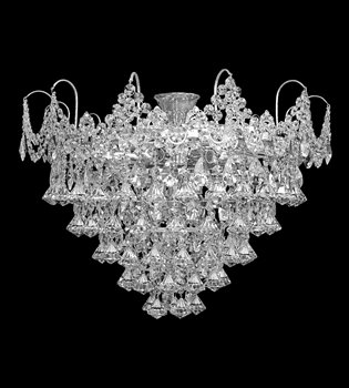 Crystal chandelier 313 001 009