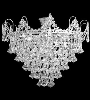 Crystal chandelier 315 001 009