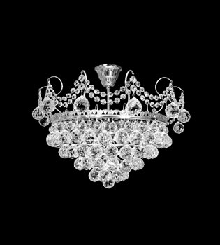 Crystal chandelier 315 001 306