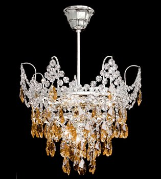 Crystal chandelier 316 091 004