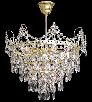 Crystal chandelier 316 000 006