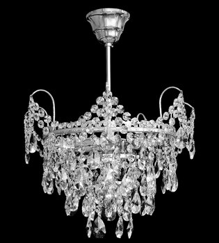 Crystal chandelier 316 001 004