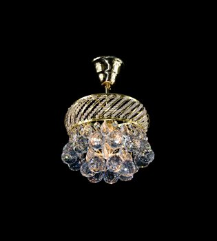 Crystal chandelier 317 000 201