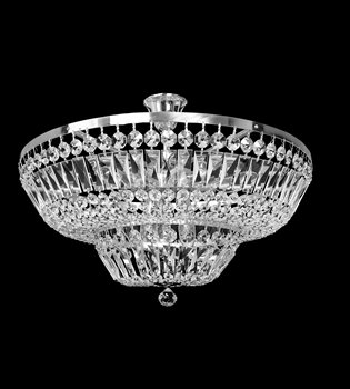 Crystal chandelier 334 001 012