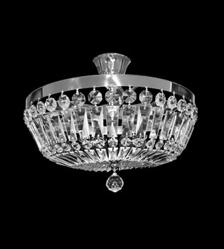 Crystal chandelier 336 001 006