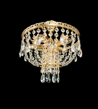 Crystal chandelier 338 000 006