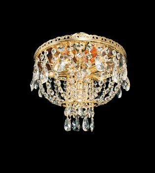 Crystal chandelier 338 400 006
