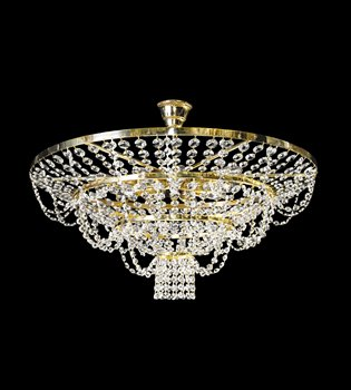 Crystal chandelier 341 000 009