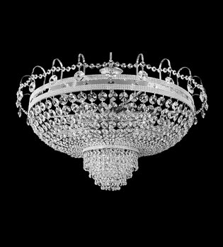 Crystal chandelier 373 001 009