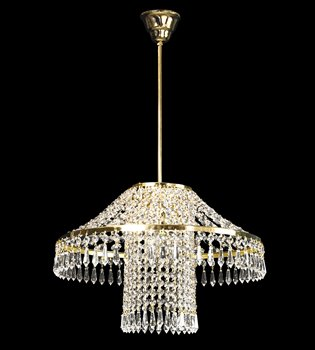 Crystal chandelier 374 000 003