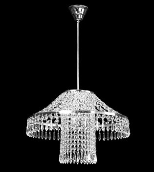 Crystal chandelier 374 001 003
