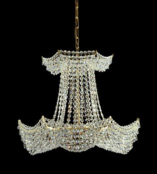 Crystal chandelier 404 000 006