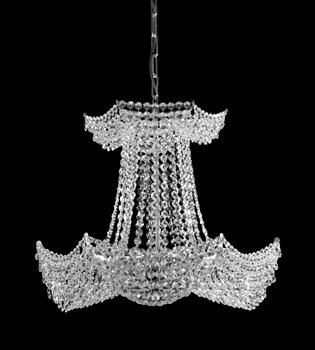 Crystal chandelier 404 001 006