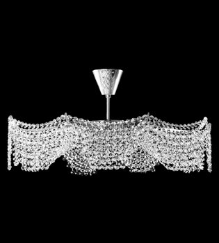 Crystal chandelier 407 001 009