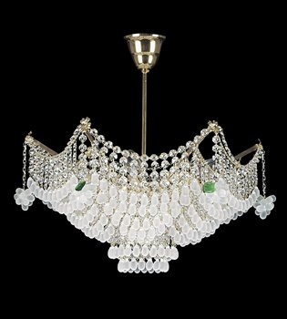 Crystal chandelier 410 000 007