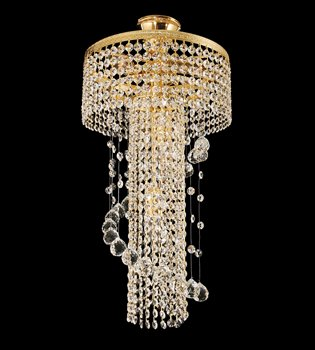 Crystal chandelier 505 000 005