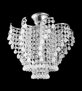 Crystal chandelier 511 001 201