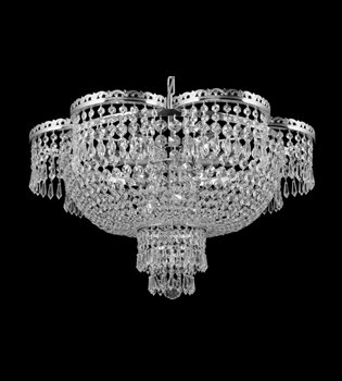 Crystal chandelier 540 001 009