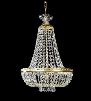Crystal chandelier 606 000 003