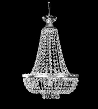 Crystal chandelier 606 001 003