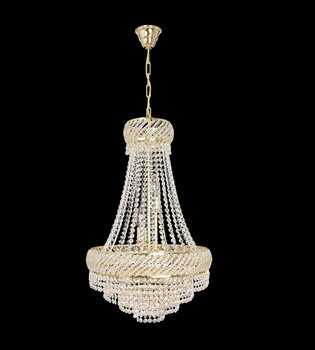 Crystal chandelier 608 000 008