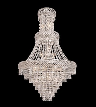 Crystal chandelier 608 001 018