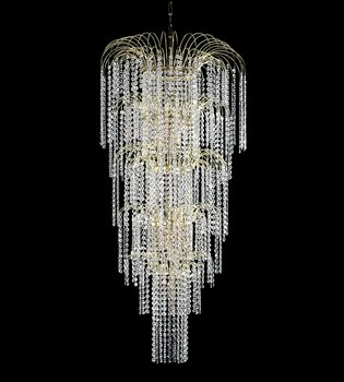 Crystal chandelier 610 000 013