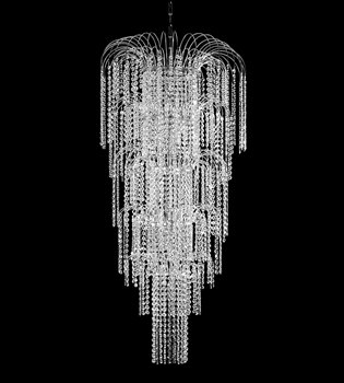 Crystal chandelier 610 001 013