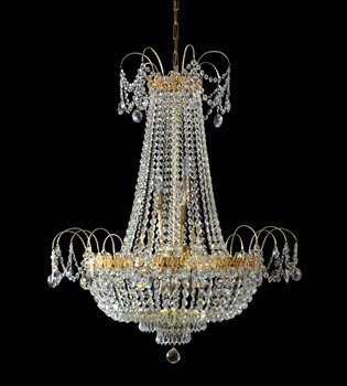 Crystal chandelier 650 000 012
